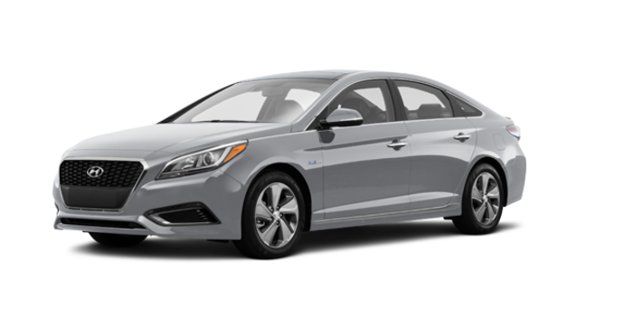 2017 Hyundai Sonata Hybrid ULTIMATE | Photo 6 | Grey