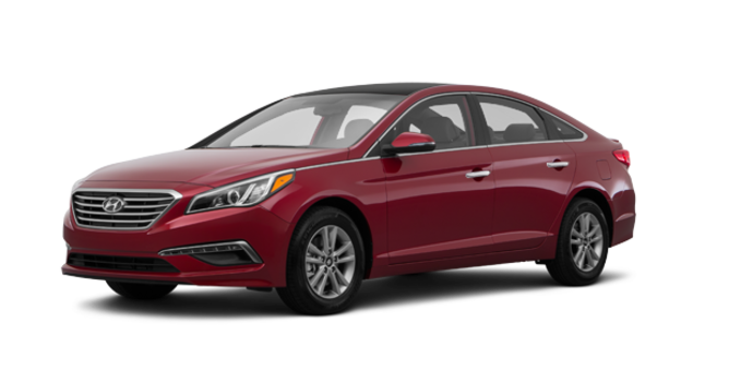 2017 Hyundai Sonata GLS | Photo 6 | Venetian Red