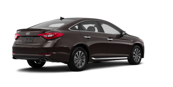 2017 Hyundai Sonata SPORT TECH | Photo 5 | Dark Horse