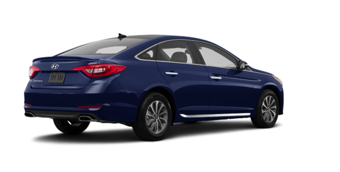 2017 Hyundai Sonata SPORT TECH | Photo 5 | Coast Blue