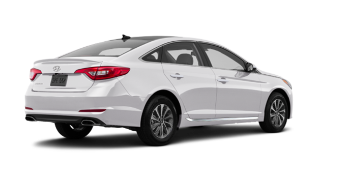 2017 Hyundai Sonata SPORT TECH | Photo 5 | Ice White