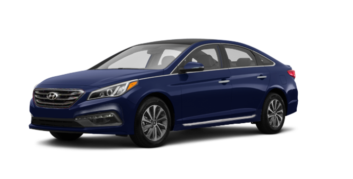 2017 Hyundai Sonata SPORT TECH | Photo 6 | Coast Blue