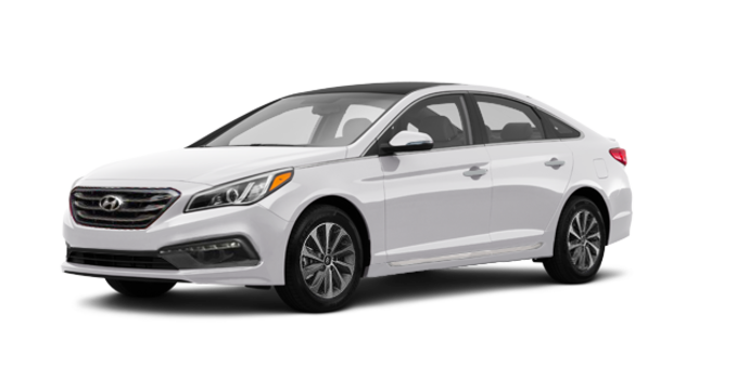 2017 Hyundai Sonata SPORT TECH | Photo 6 | Ice White