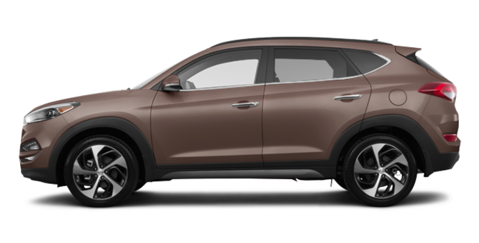 2017 Hyundai Tucson 1.6T LIMITED AWD | Photo 4 | Mojave Sand