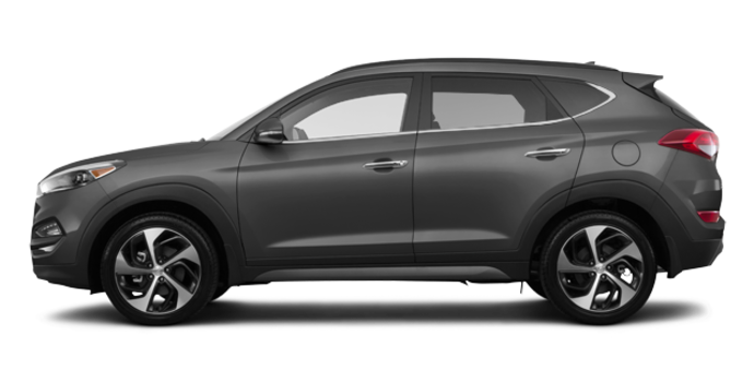 2017 Hyundai Tucson 1.6T LIMITED AWD | Photo 4 | Coliseum Grey
