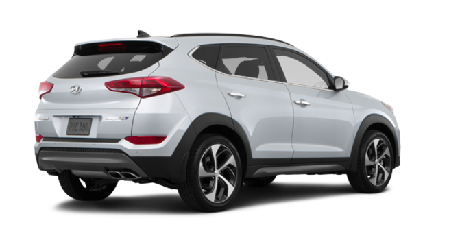 2017 Hyundai Tucson 1.6T LIMITED AWD | Photo 5 | Chromium Silver