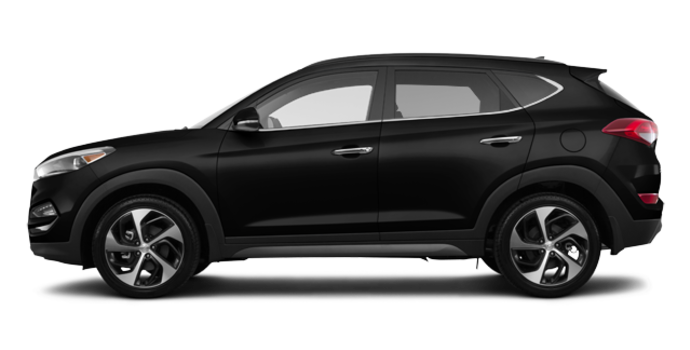 2017 Hyundai Tucson 1.6T SE AWD | Photo 4 | Ash Black
