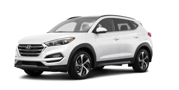 2017 Hyundai Tucson 1.6T SE AWD | Photo 6 | Winter White