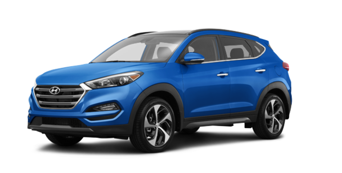 2017 Hyundai Tucson 1.6T SE AWD | Photo 6 | Caribbean Blue