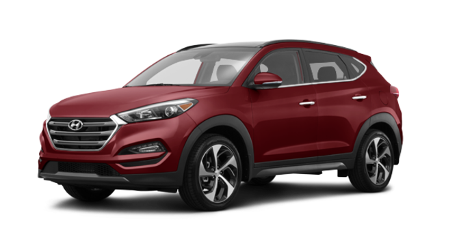 2017 Hyundai Tucson 1.6T SE AWD | Photo 6 | Ruby Wine