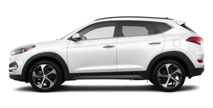 2017 Hyundai Tucson 1.6T ULTIMATE AWD | Photo 4 | Winter White