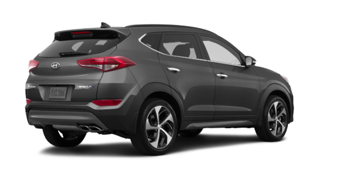 2017 Hyundai Tucson 1.6T ULTIMATE AWD | Photo 5 | Coliseum Grey