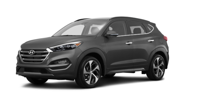2017 Hyundai Tucson 1.6T ULTIMATE AWD | Photo 6 | Coliseum Grey