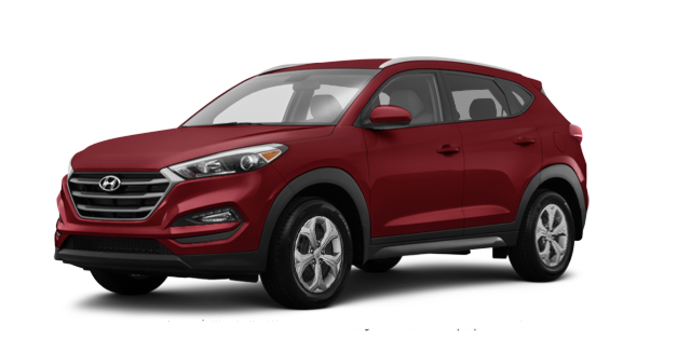 2017 Hyundai Tucson 2.0L | Photo 6 | Ruby Wine