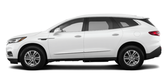 2018 Buick Enclave ESSENCE | Photo 4 | Summit White