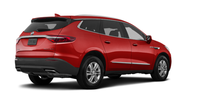 2018 Buick Enclave ESSENCE | Photo 5 | Red quartz tintcoat