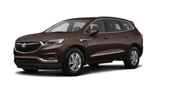2018 Buick Enclave ESSENCE | Photo 6 | Havana metallic