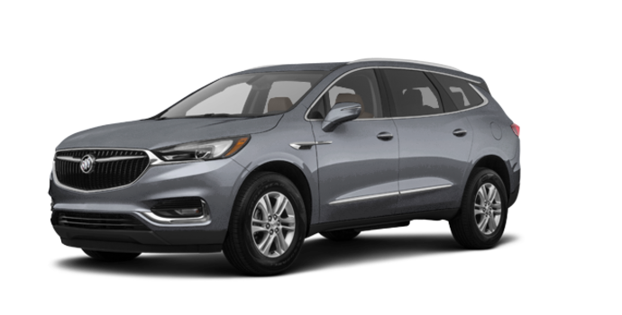 2018 Buick Enclave ESSENCE | Photo 6 | Satin steel metallic