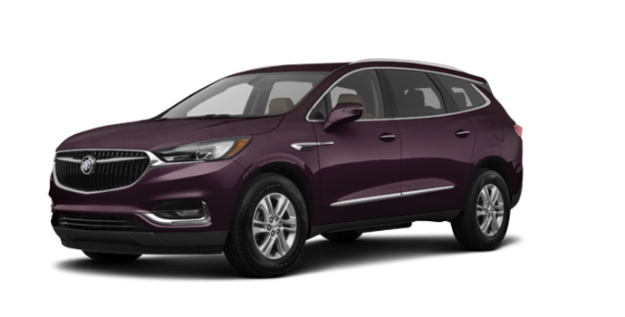2018 Buick Enclave ESSENCE | Photo 6 | Black Cherry Metallic