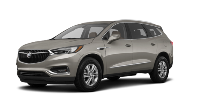 2018 Buick Enclave ESSENCE | Photo 6 | Pepperdust Metallic