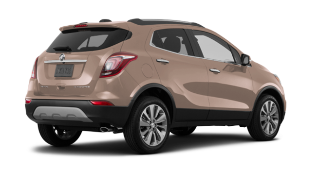2018 Buick Encore PREFERRED | Photo 5 | Coppertino metallic