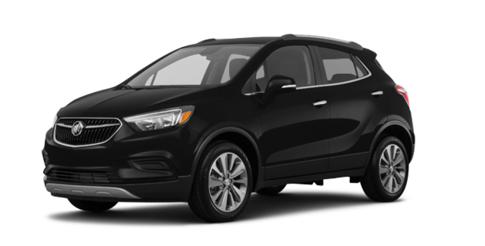 2018 Buick Encore PREFERRED | Photo 6 | Ebony Twilight Metallic