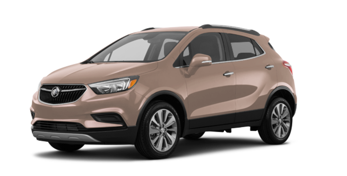 2018 Buick Encore PREFERRED | Photo 6 | Coppertino metallic
