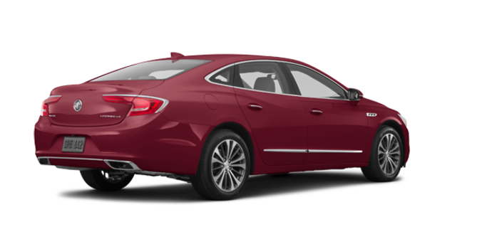 2018 Buick LaCrosse PREFERRED | Photo 5 | Red quartz tintcoat