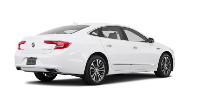 2018 Buick LaCrosse PREFERRED | Photo 5 | Summit White