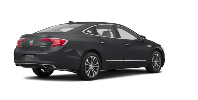 2018 Buick LaCrosse PREFERRED | Photo 5 | Satin steel metallic