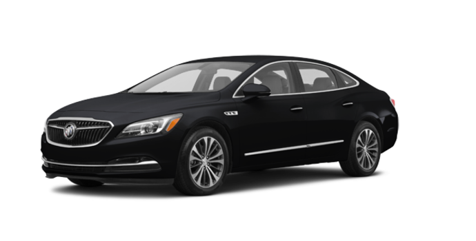 2018 Buick LaCrosse PREFERRED | Photo 6 | Black Onyx
