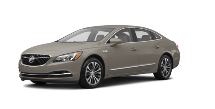 2018 Buick LaCrosse PREFERRED | Photo 6 | Pepperdust Metallic