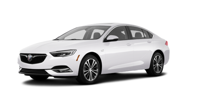 2018 Buick Regal Sportback ESSENCE | Photo 6 | White Frost