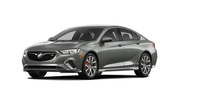 2018 Buick Regal Sportback GS | Photo 6 | Smoked Pearl