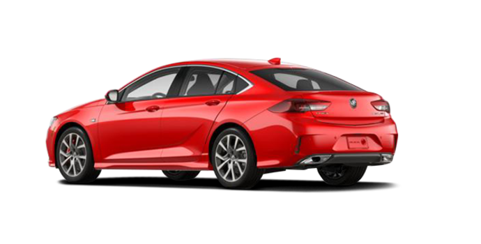2018 Buick Regal Sportback GS | Photo 5 | Sport Red
