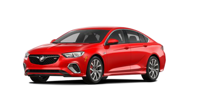 2018 Buick Regal Sportback GS | Photo 6 | Sport Red