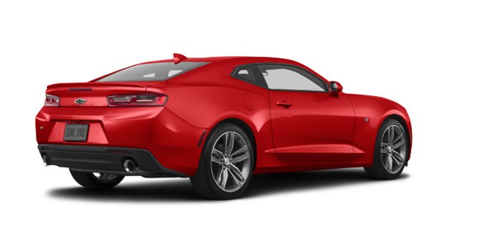 2018 Chevrolet Camaro coupe 2LT | Photo 5 | Red Hot