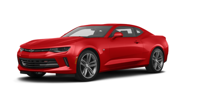 2018 Chevrolet Camaro coupe 2LT | Photo 6 | Red Hot