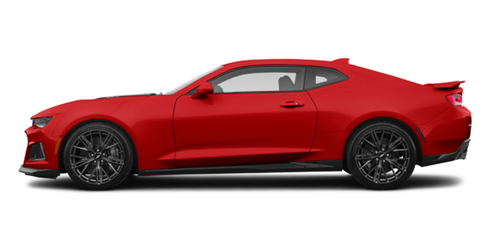 2018 Chevrolet Camaro coupe ZL1 | Photo 4 | Garnet Red Tintcoat