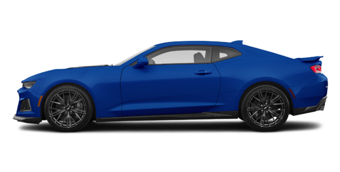 2018 Chevrolet Camaro coupe ZL1 | Photo 4 | Hyper Blue Metallic