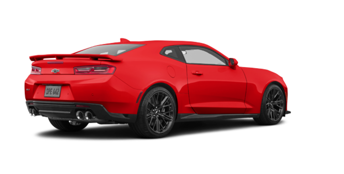 2018 Chevrolet Camaro coupe ZL1 | Photo 5 | Red Hot