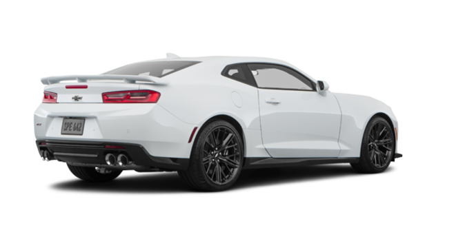 2018 Chevrolet Camaro coupe ZL1 | Photo 5 | Summit White
