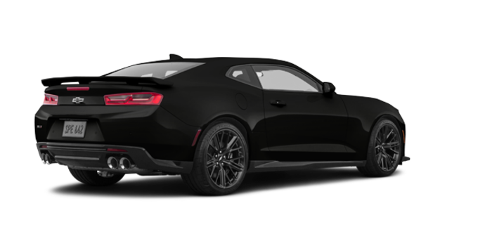 2018 Chevrolet Camaro coupe ZL1 | Photo 5 | Mosaic Black Metallic