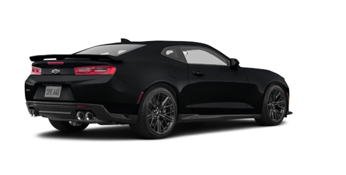 2018 Chevrolet Camaro coupe ZL1 | Photo 5 | Black