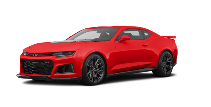 2018 Chevrolet Camaro coupe ZL1 | Photo 6 | Red Hot