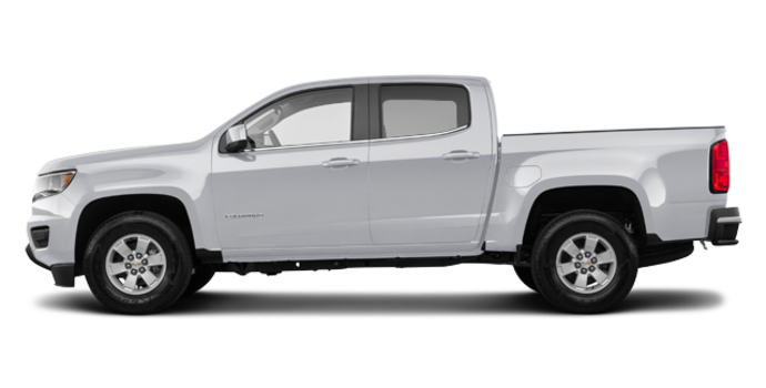 2018 Chevrolet Colorado WT | Photo 4 | Silver Ice Metallic