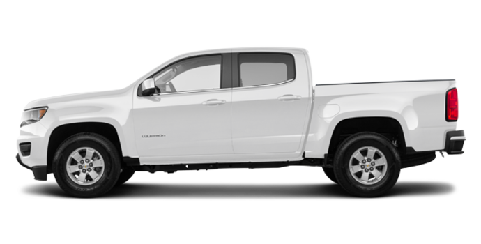2018 Chevrolet Colorado WT | Photo 4 | Summit White
