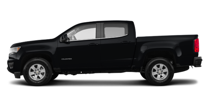 2018 Chevrolet Colorado WT | Photo 4 | Black