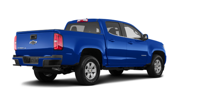 2018 Chevrolet Colorado WT | Photo 5 | Kinetic Blue Metallic