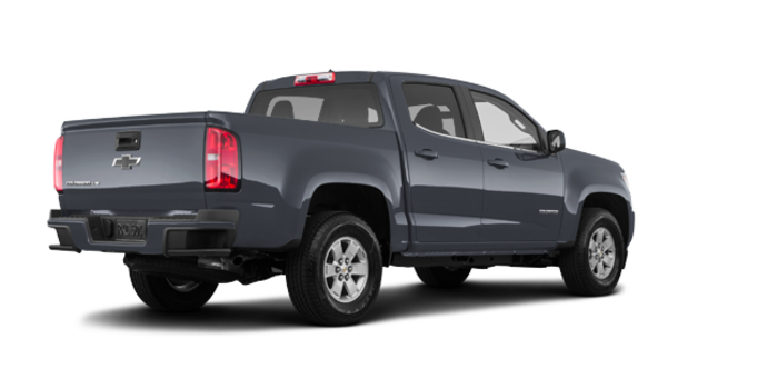2018 Chevrolet Colorado WT | Photo 5 | Satin steel metallic